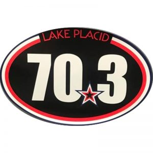 Ironman Lake Placid Sticker or Magnet